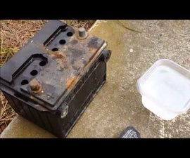 How to Repair Old Car Battery? - 7 Simple Steps