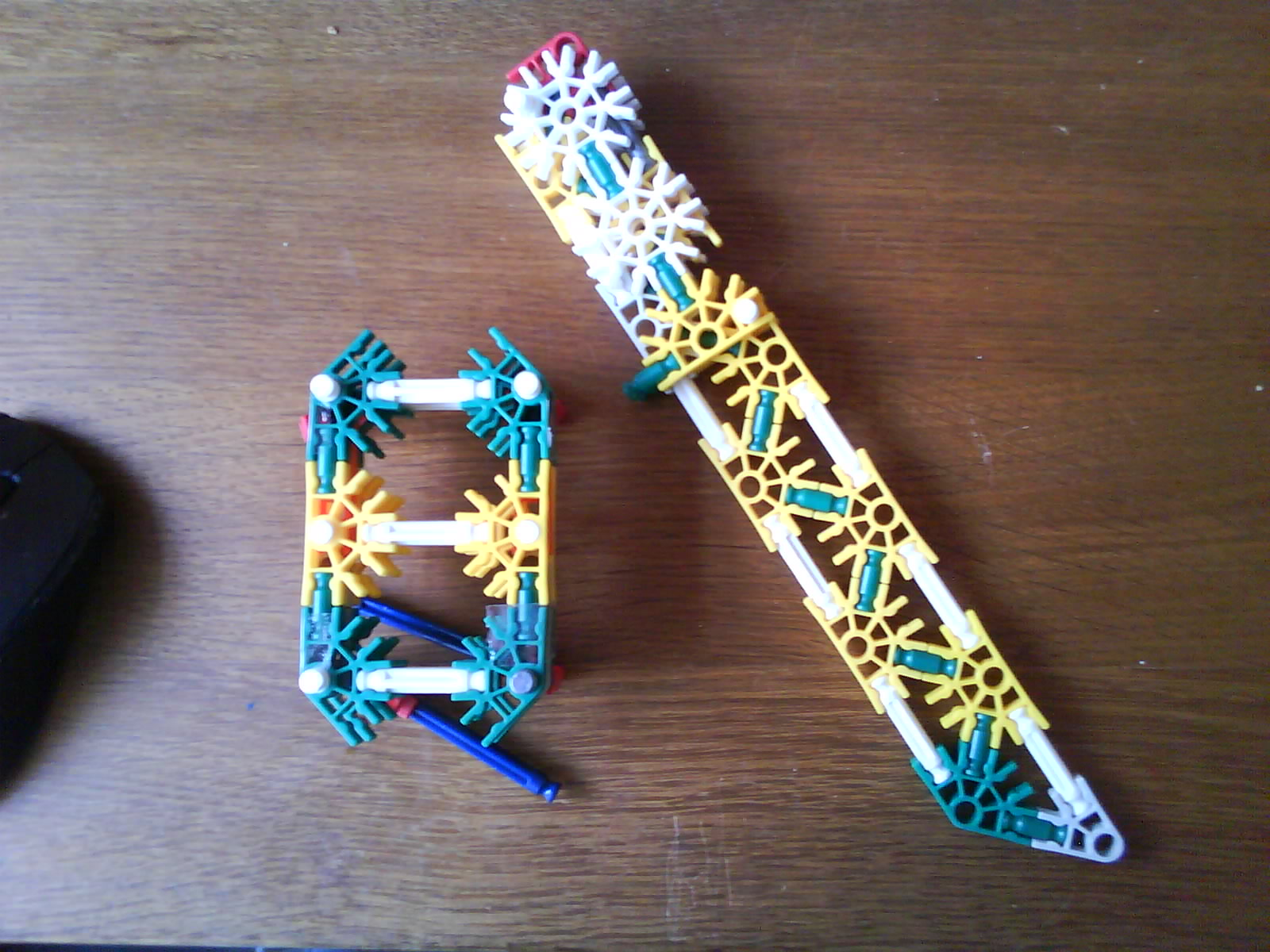 Picture of Knex Knife and Holder