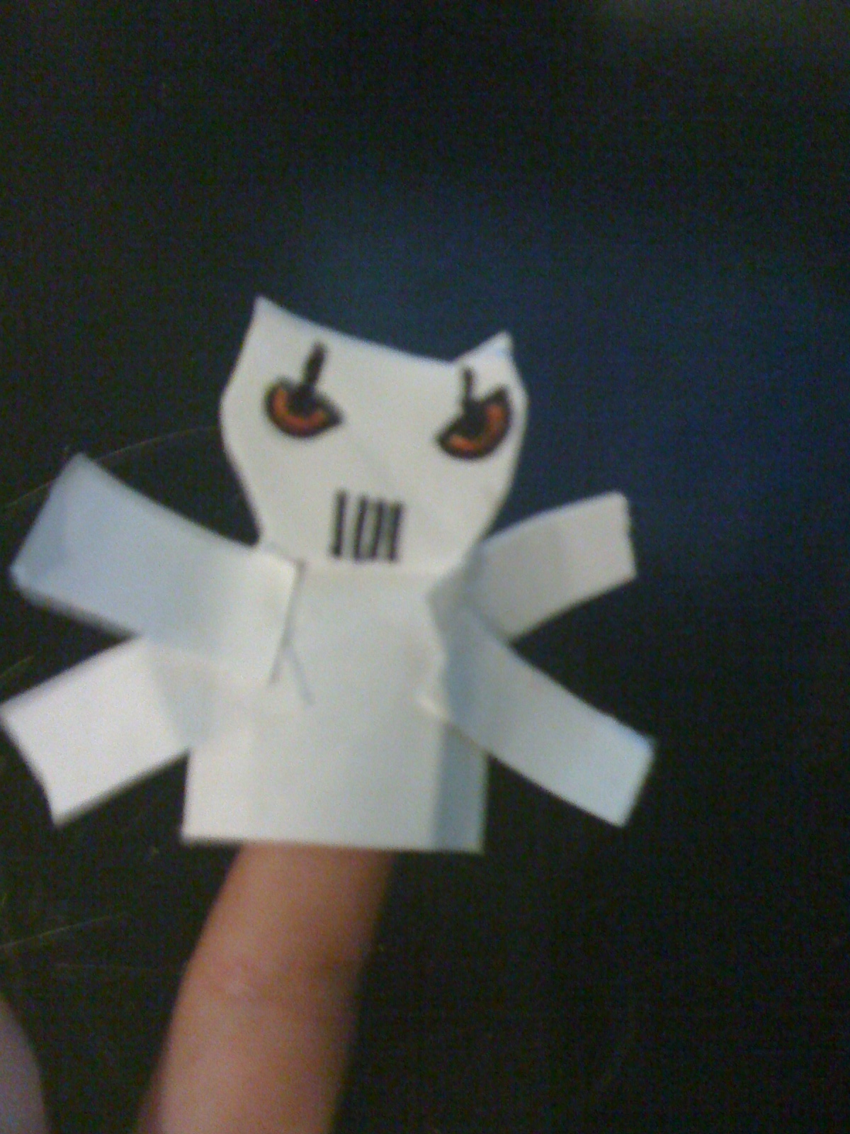 Picture of Origami General Grievous Puppet