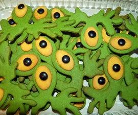 Nice 'N Spicy Cookies