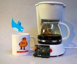 Tweet-a-Pot: Twitter Enabled Coffee Pot