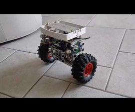 Simple DIY 2-wheel Balancing Robot (Arduino & RPi)
