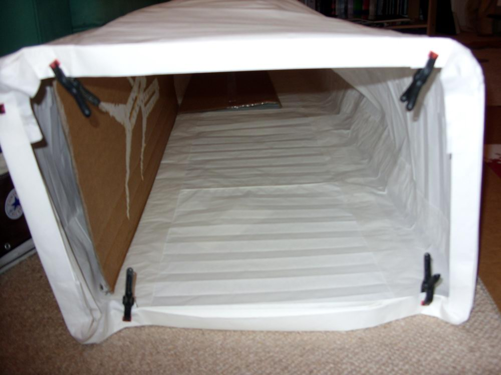 Picture of Making a Shade - Paper Part