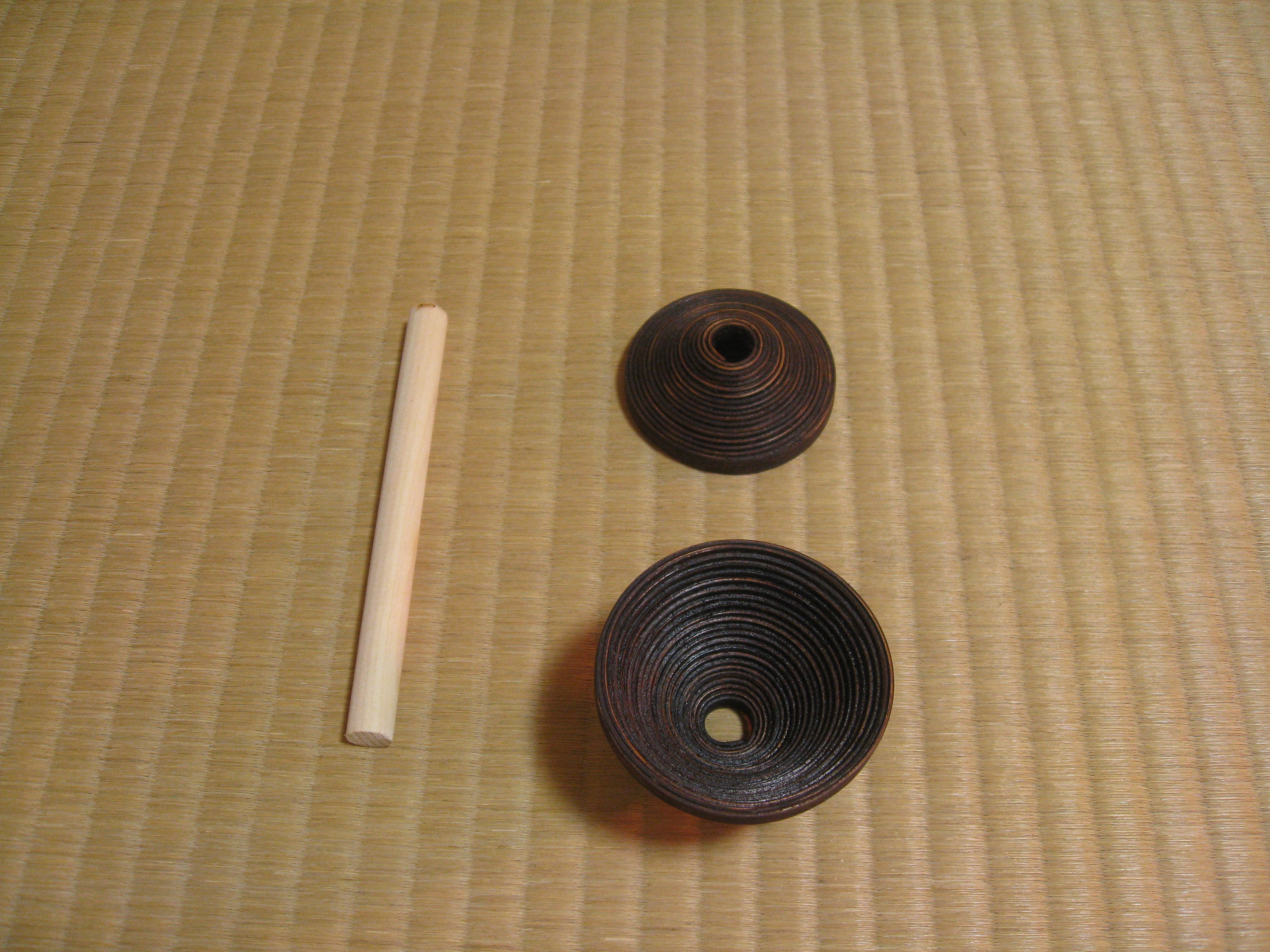Picture of Apply Urushi