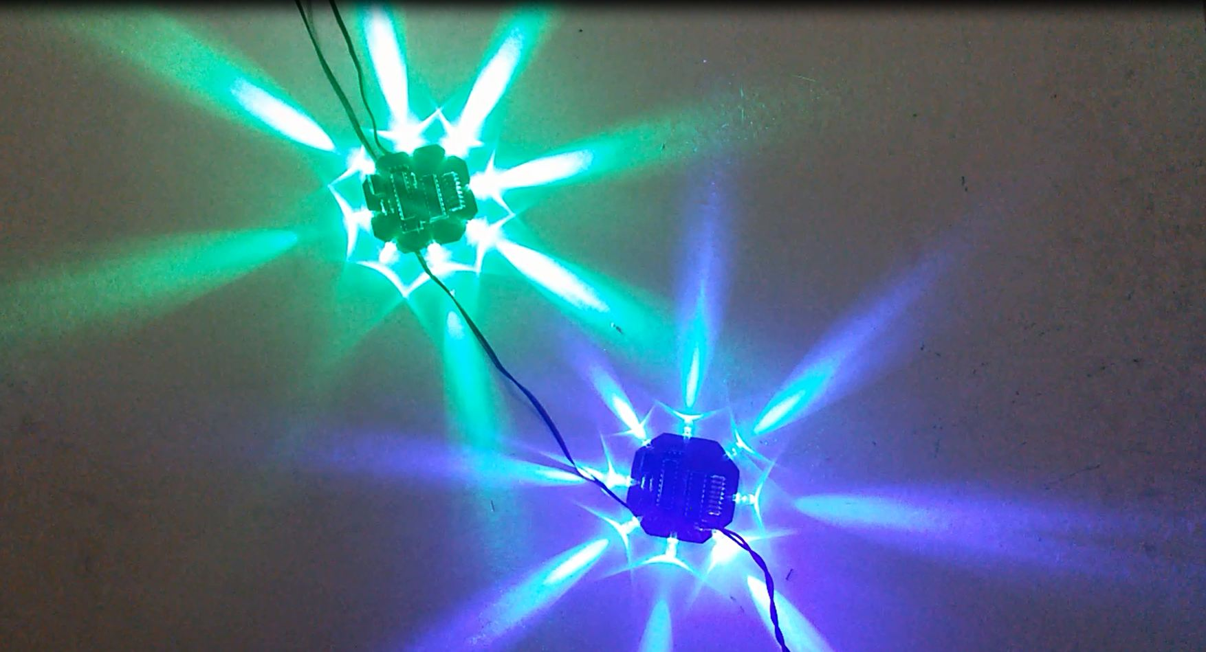 Picture of LED CHASER-15 MODE