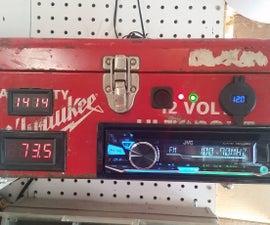 Tool Box Stereo
