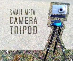 DIY Small Metal Camera Tripod