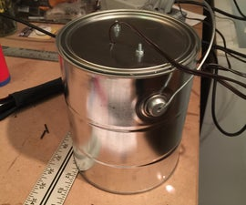 Paint Can Heater (for Fermentation Chamber)