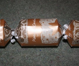 Make Your Own Personalised (Christmas) Crackers