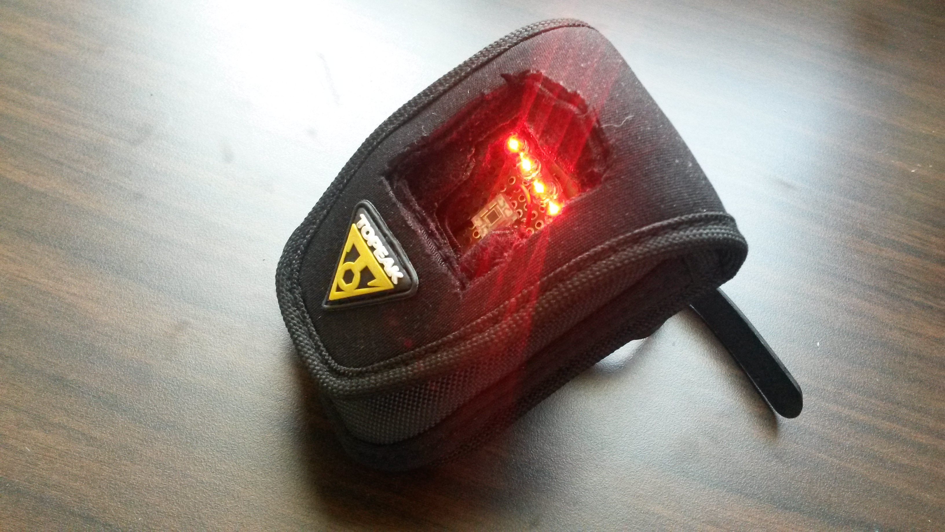 Picture of Automatic Shadow Detection Bike Tail Light