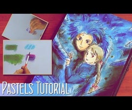How to Use Pastels - Tutorial for Beginners!