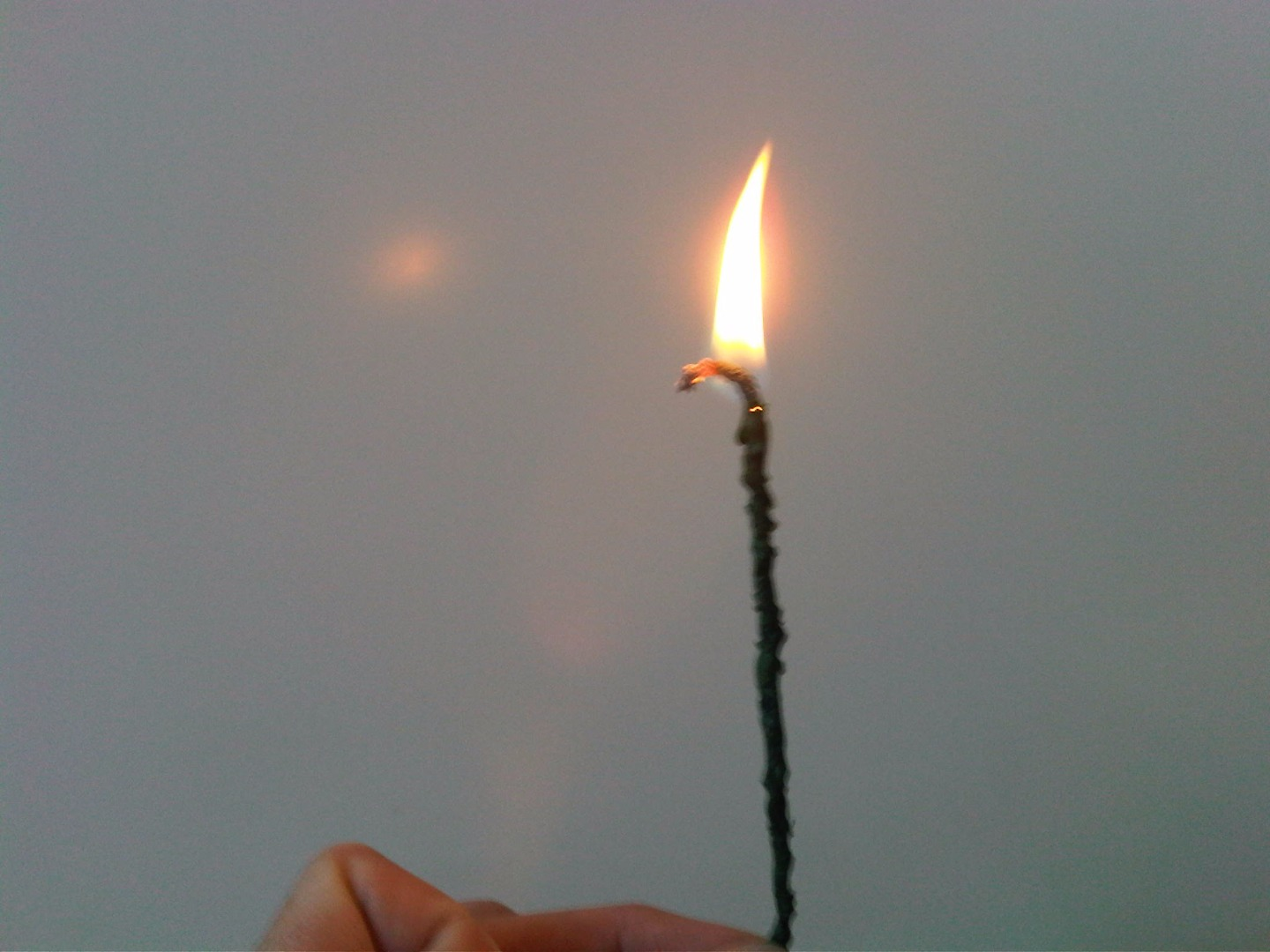 Picture of MAKE a CANDLE WICK!!!! QUICK AND EASY!!!!