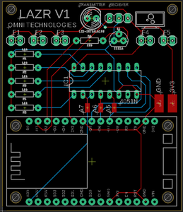 The PCB Design