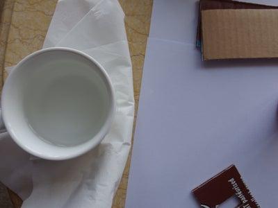 Making the Cardboard Frame