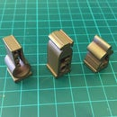 Tumbling Polisher for 3D Metalfill Prints