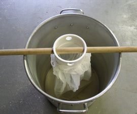 Homebrewing Grain and Hops Strainer