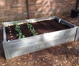 Raised Bed Wicking Garden