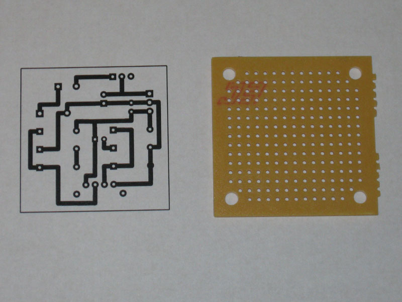 Picture of Board Layout.