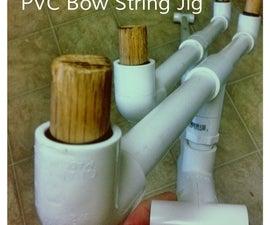 Continuos Loop Bow String Jig
