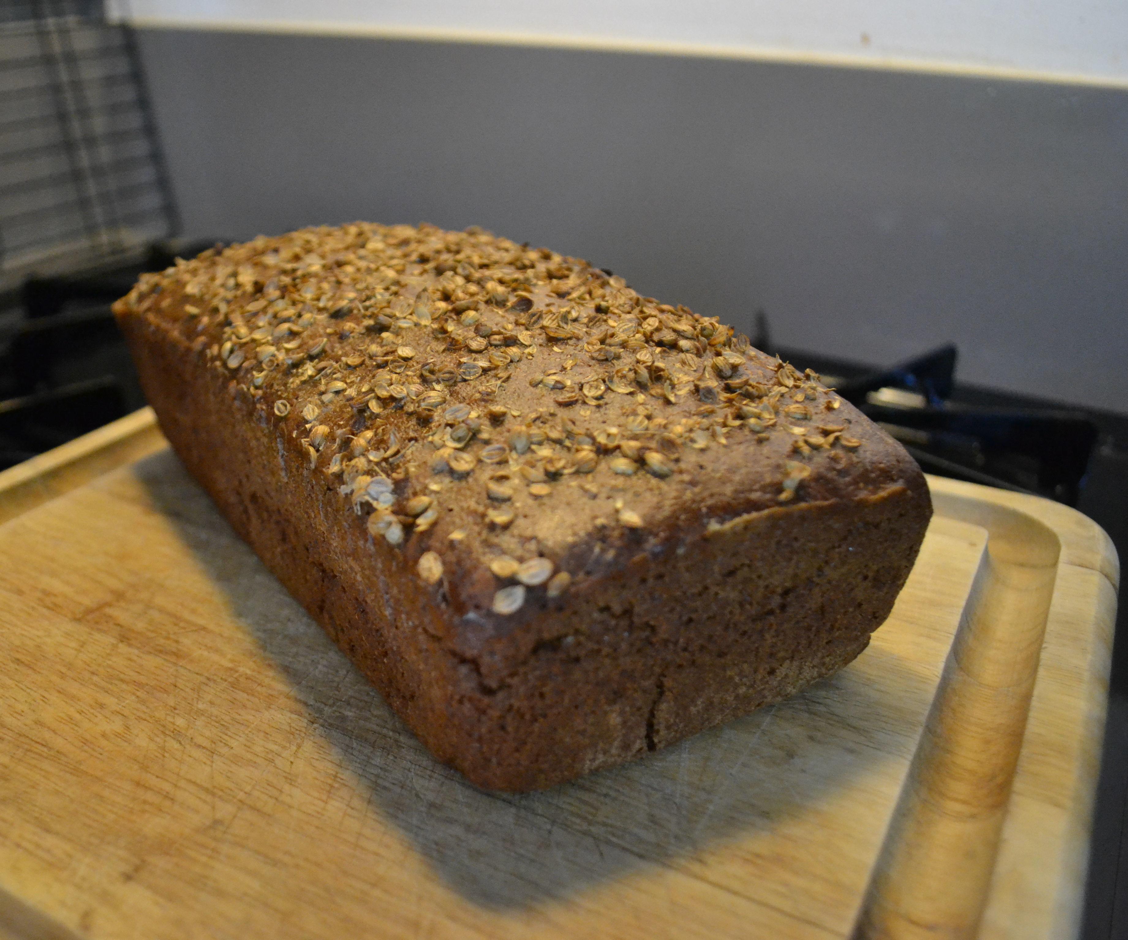 Borodino bread: a recipe for cooking at home 12