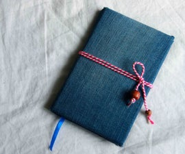 make a cool notebook cover