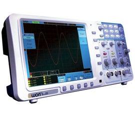 Oscilloscope! THE EASY WAY! DIY