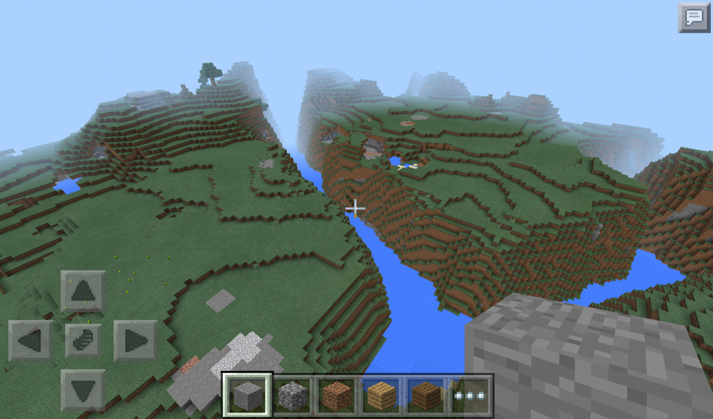 Minecraft PE Seeds: 3 Steps