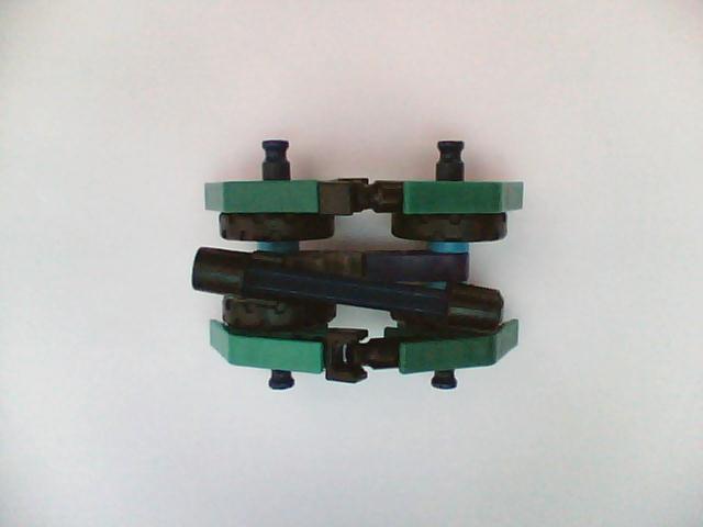 Picture of K'nex Mini Transformer Tank
