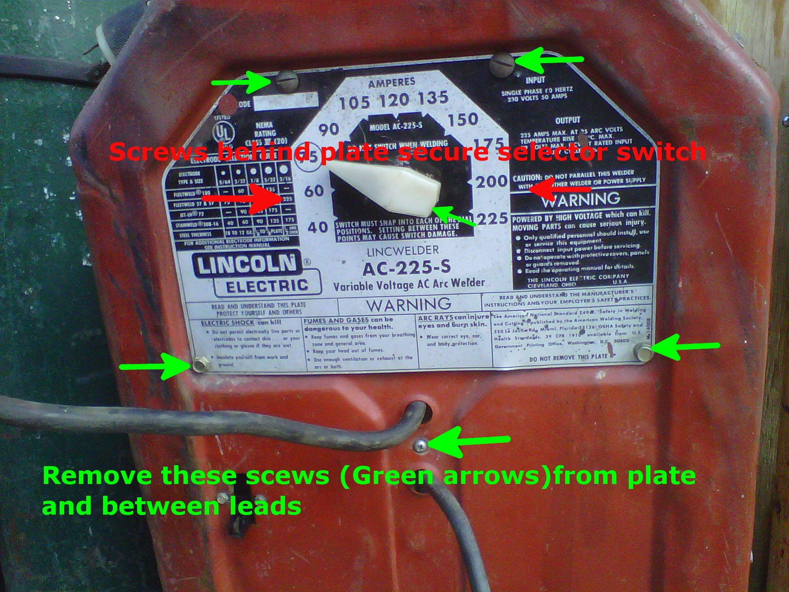 220v Welder Plug Wiring Diagram 220240 Wiring Diagram Instructions