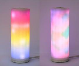 Weather/Matrix Lamp