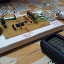 TV Remote controlled home appliance using 8051