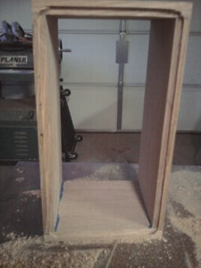 Building the Wood Case