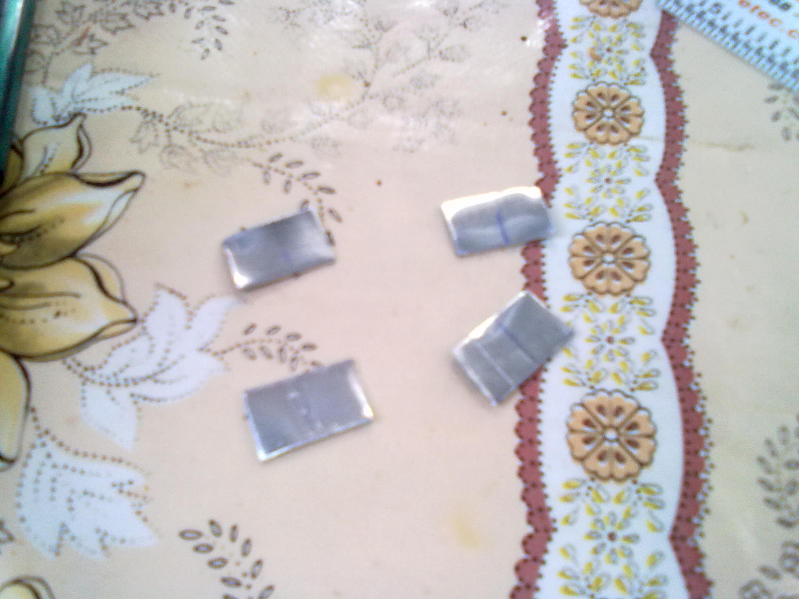 Picture of Fabricate the Small Metallic Parts