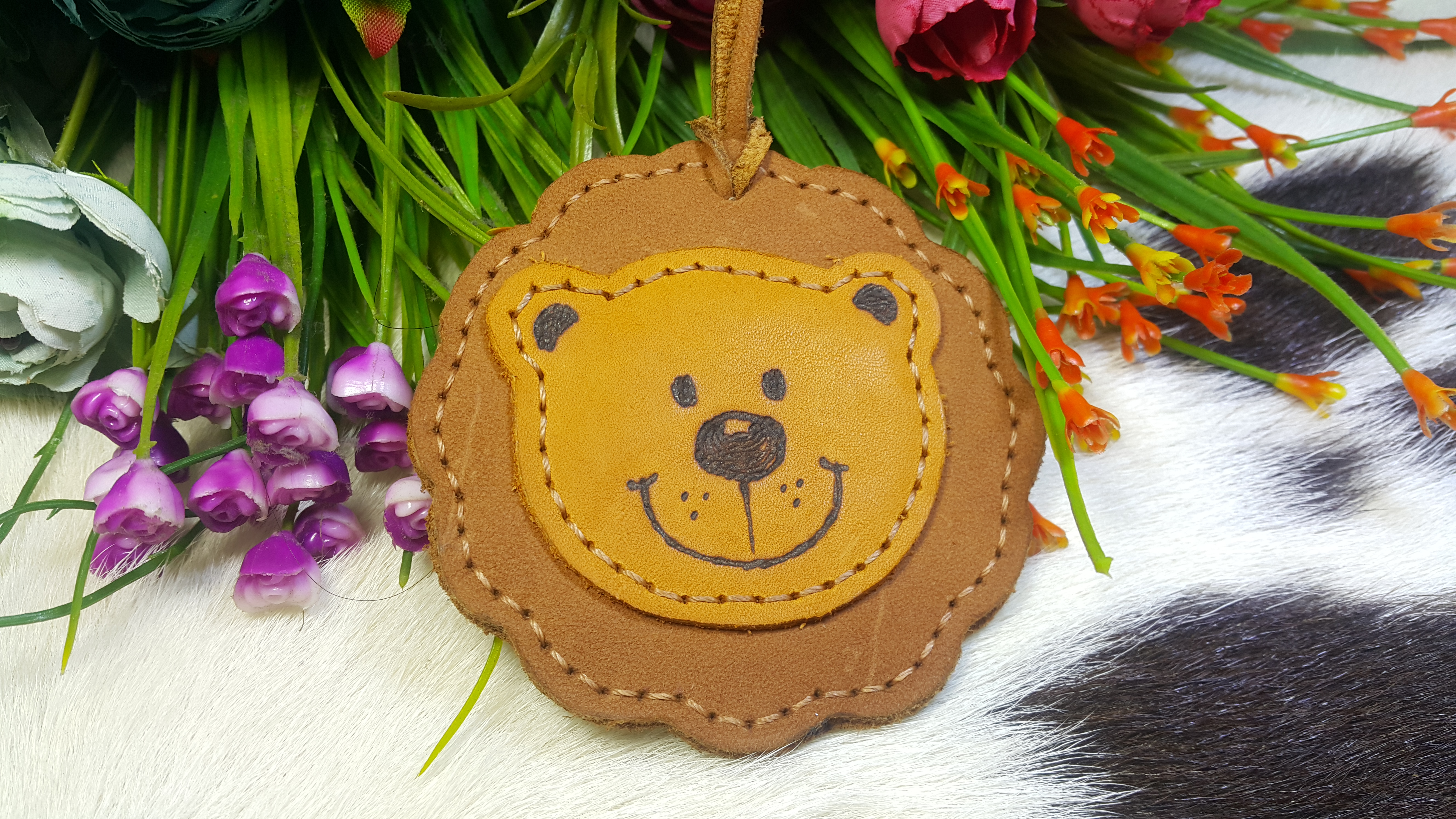 Picture of DIY Leather Name Tag