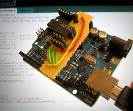 ATtiny Programming Shield for Arduino