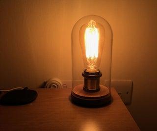 Edison Desk Lamp