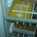Saggy Freezer Shelves