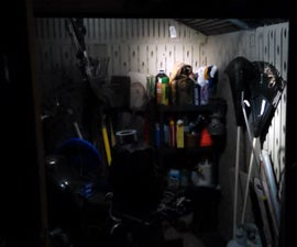 Build a Lighting System for a Shed