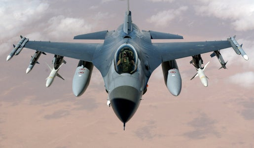 Research. What Is a F-16? and Why F-16?