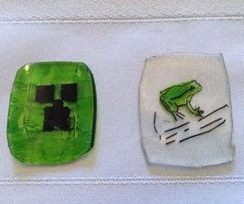 Make Your Own Shrinky Plastic!