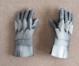 Ring Wraith Gauntlets
