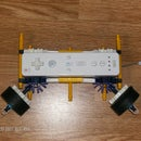 Knex Wii controller with grip!!!