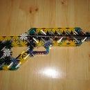 cbar (cool bas3 assault rifle)