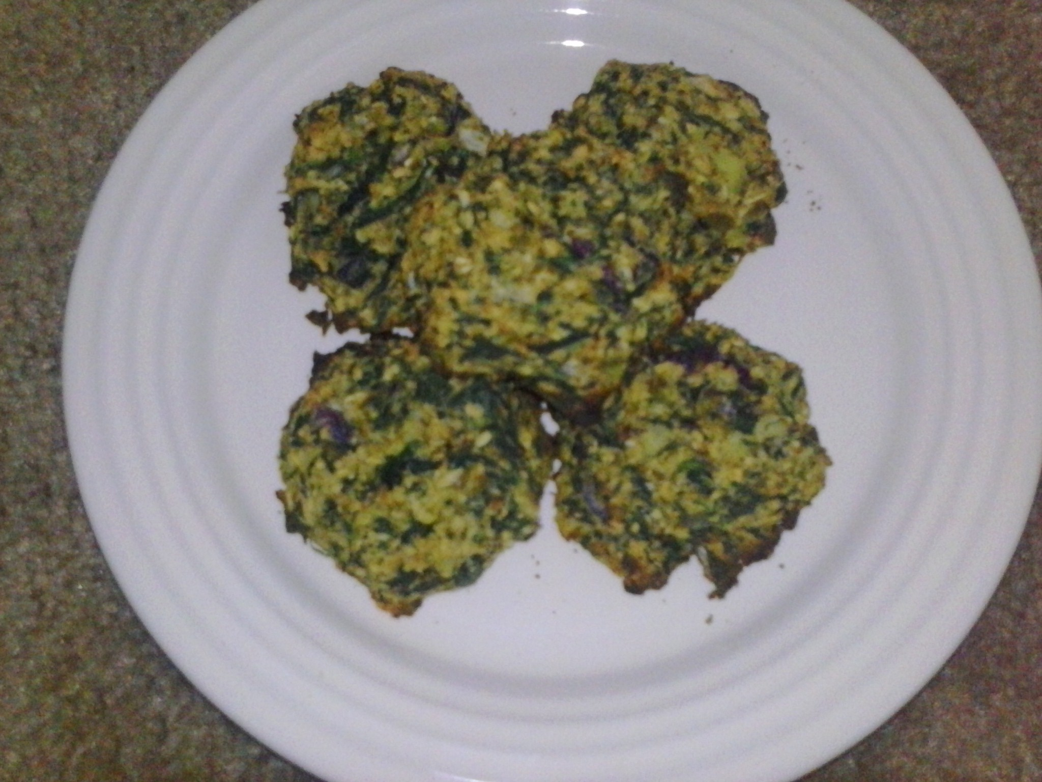 Picture of Spinach Patties