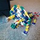 Knex Triceratops