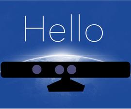Kinect SDK Hello World
