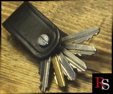 Leather Key Holder - Introducing the Redsmith