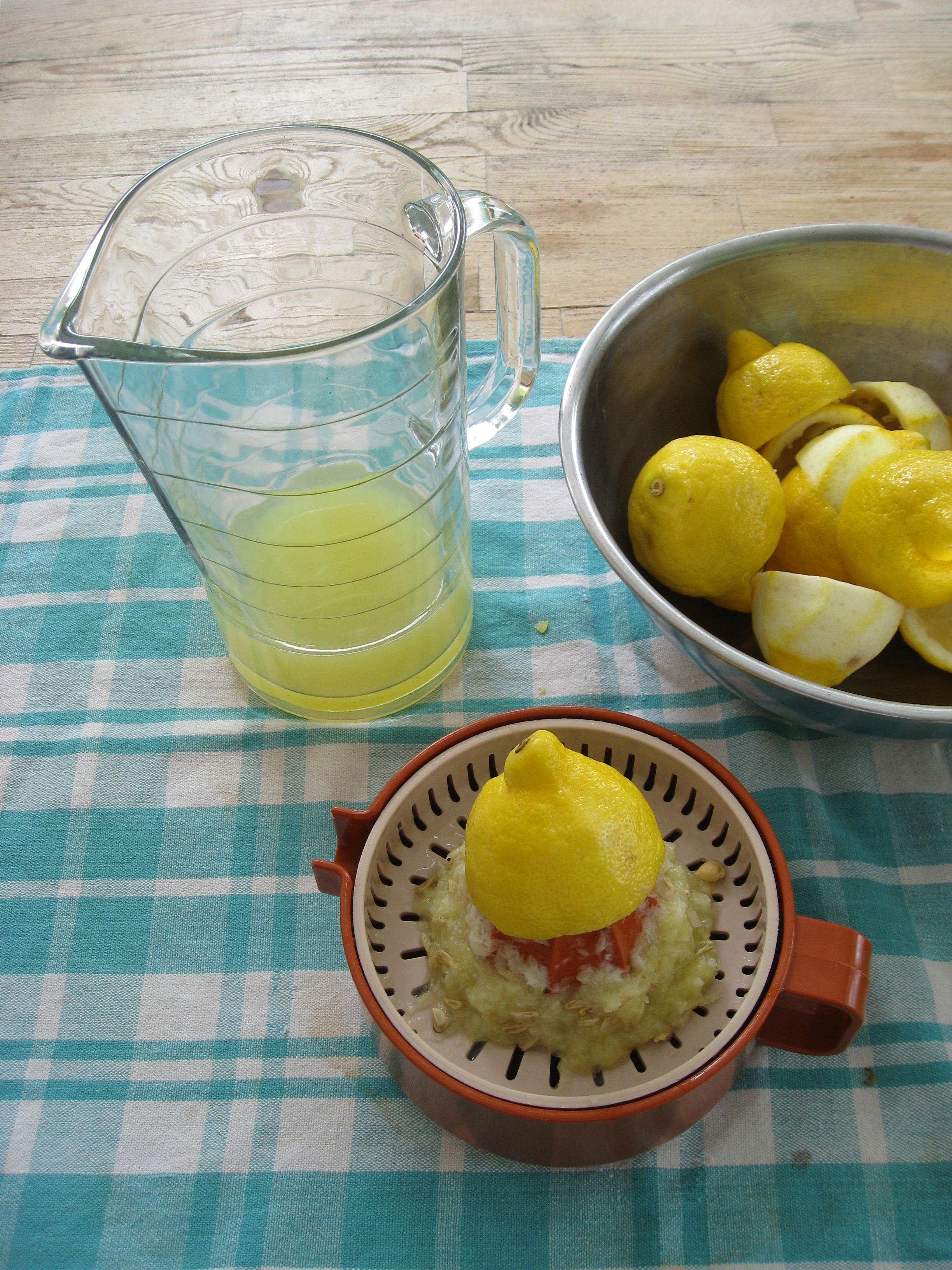Picture of Juice Lemons