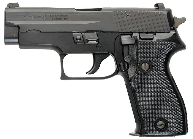 Picture of K'NEX SIG-Sauer P225