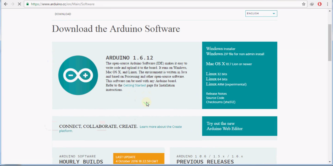 Picture of Arduino IDE